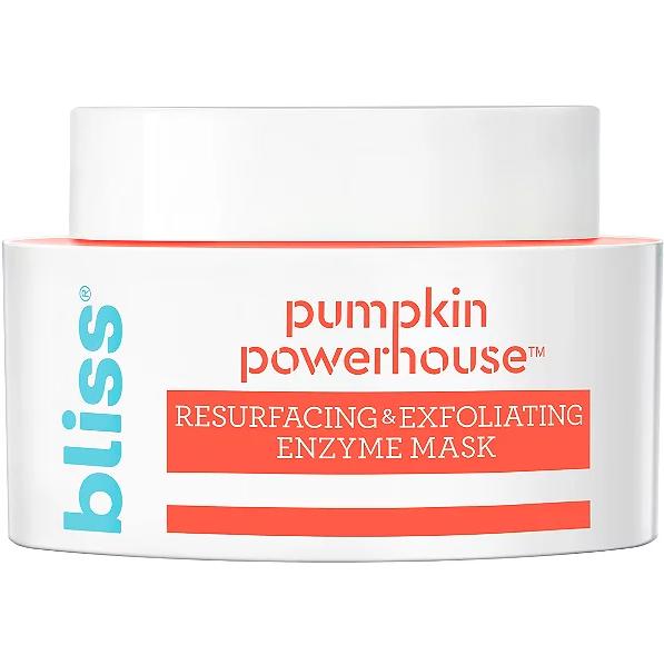 bliss pumpkin powerhouse make orange ulta fall haul beauty sale