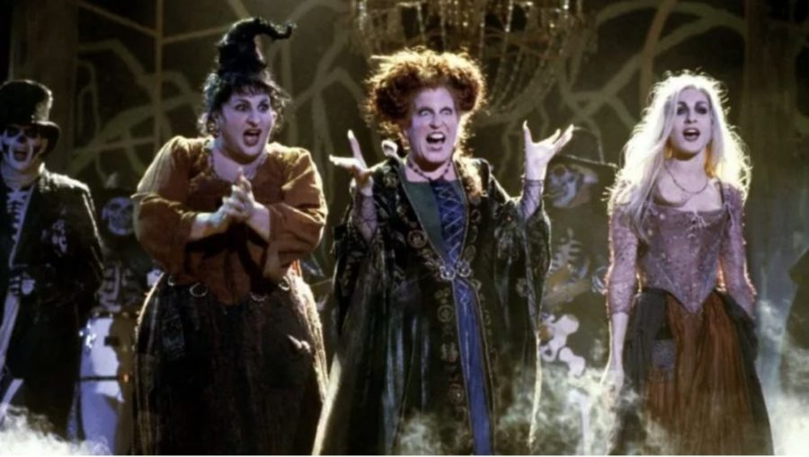 Hocus Pocus, freeform 31 nights halloween schedule 2019