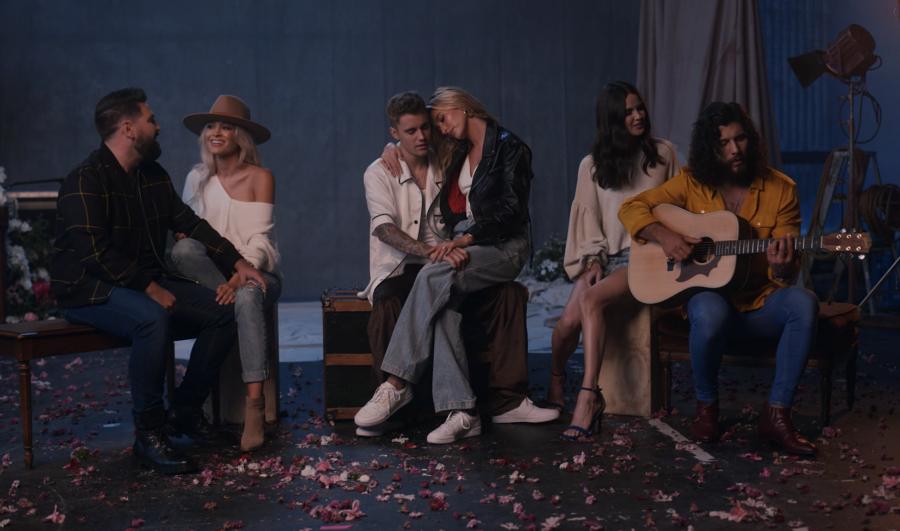 Justin Bieber Dan + Shay music video