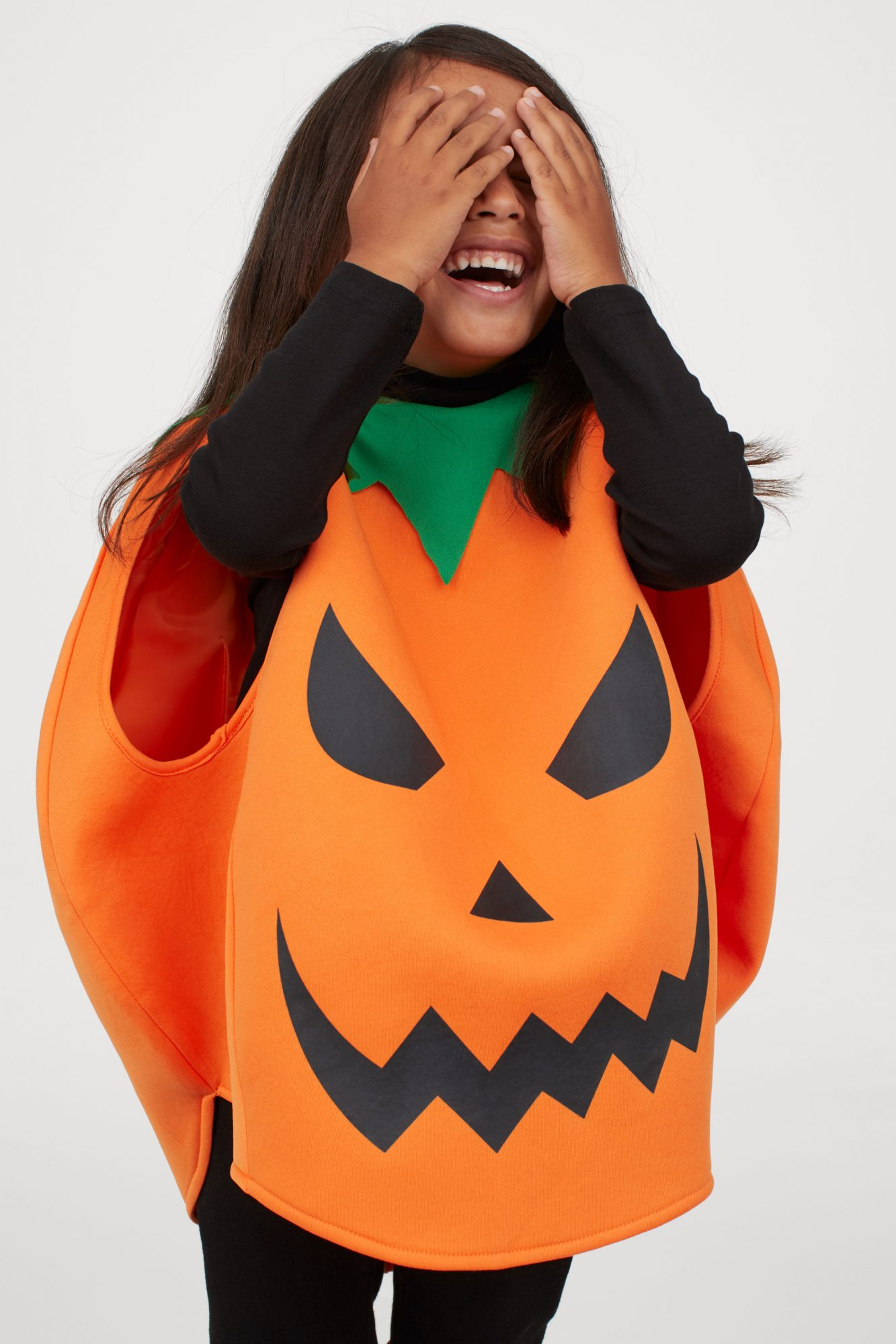 pumpkin halloween costume for kids