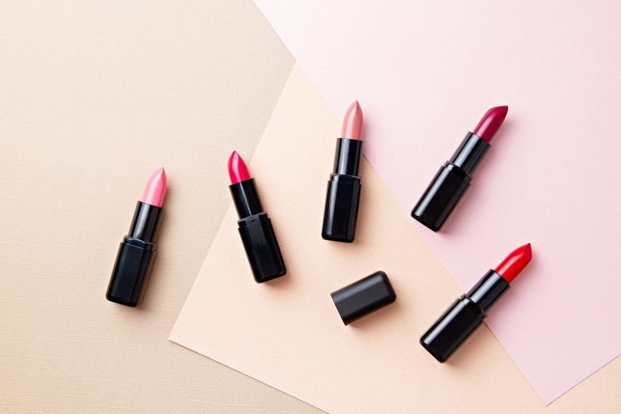 collection of lipsticks, best drugstore matte lipsticks