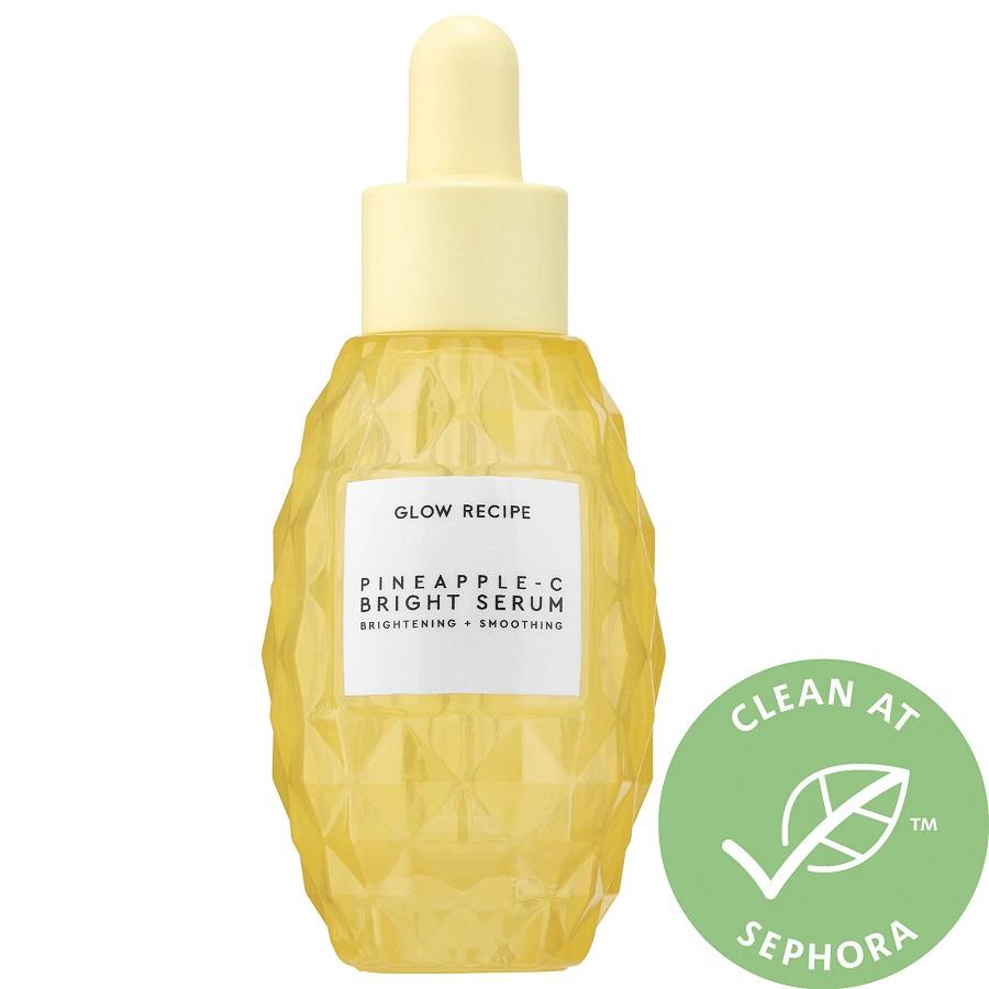 Lili Reinhart glow recipe skin care