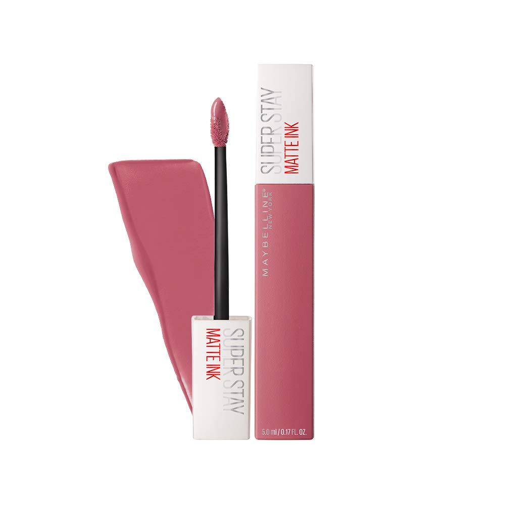 maybelline superstar matte ink liquid lipstick