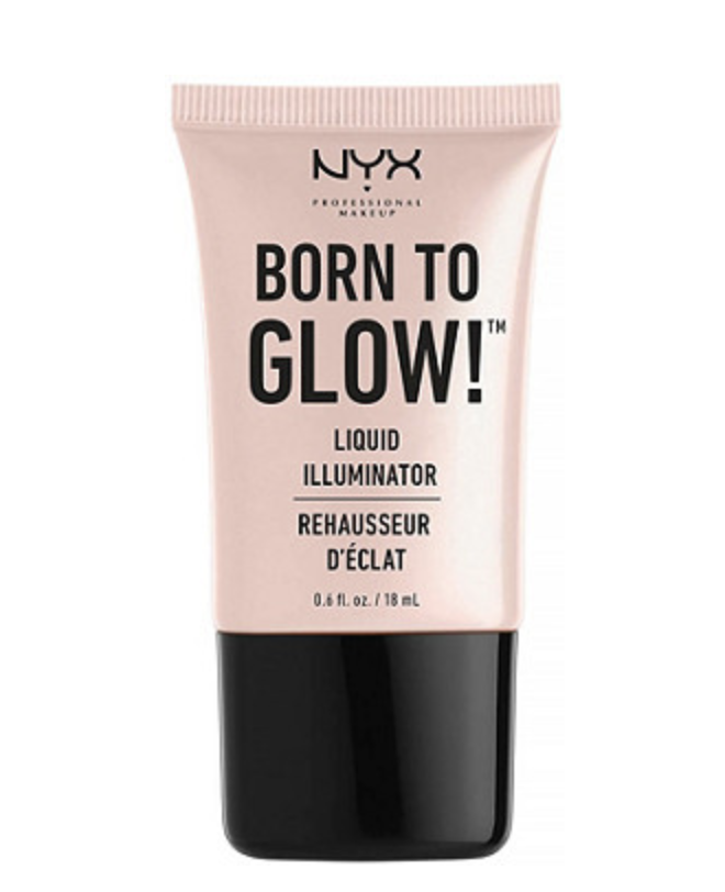 nxy born to glow liquid illuminator, best drugstore highlighter