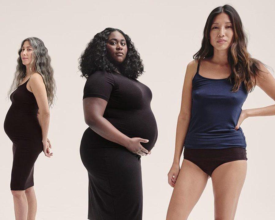 danielle brooks universal standard plsu size maternity clothes