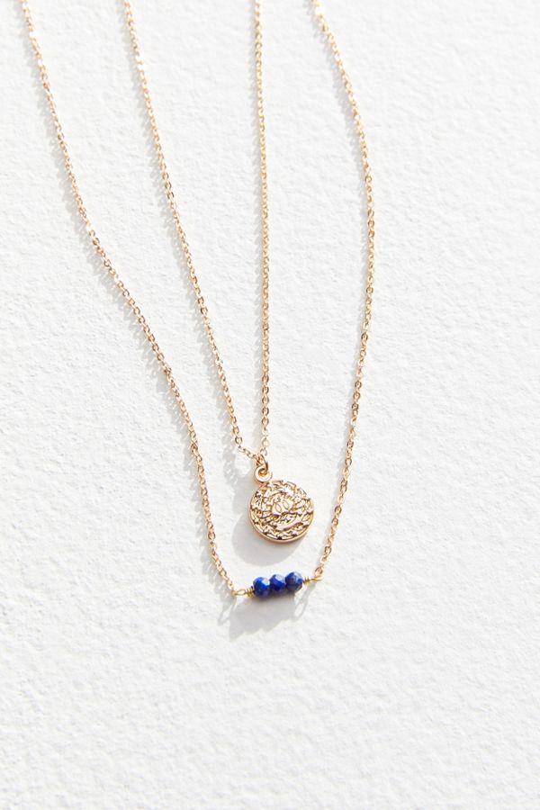Urban Outfitters zodiac jewelry
