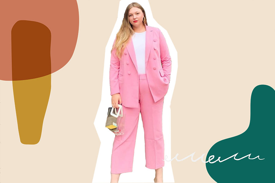 plus-size-pink-suit