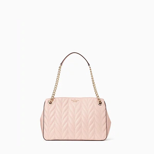 kate spade bag quilted