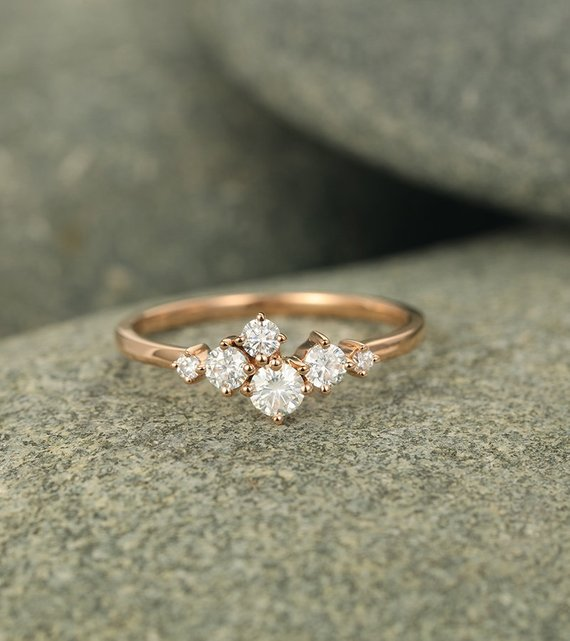 Cheap Engagement Rings Under 1 000 Affordable Engagement Rings Hellogiggles