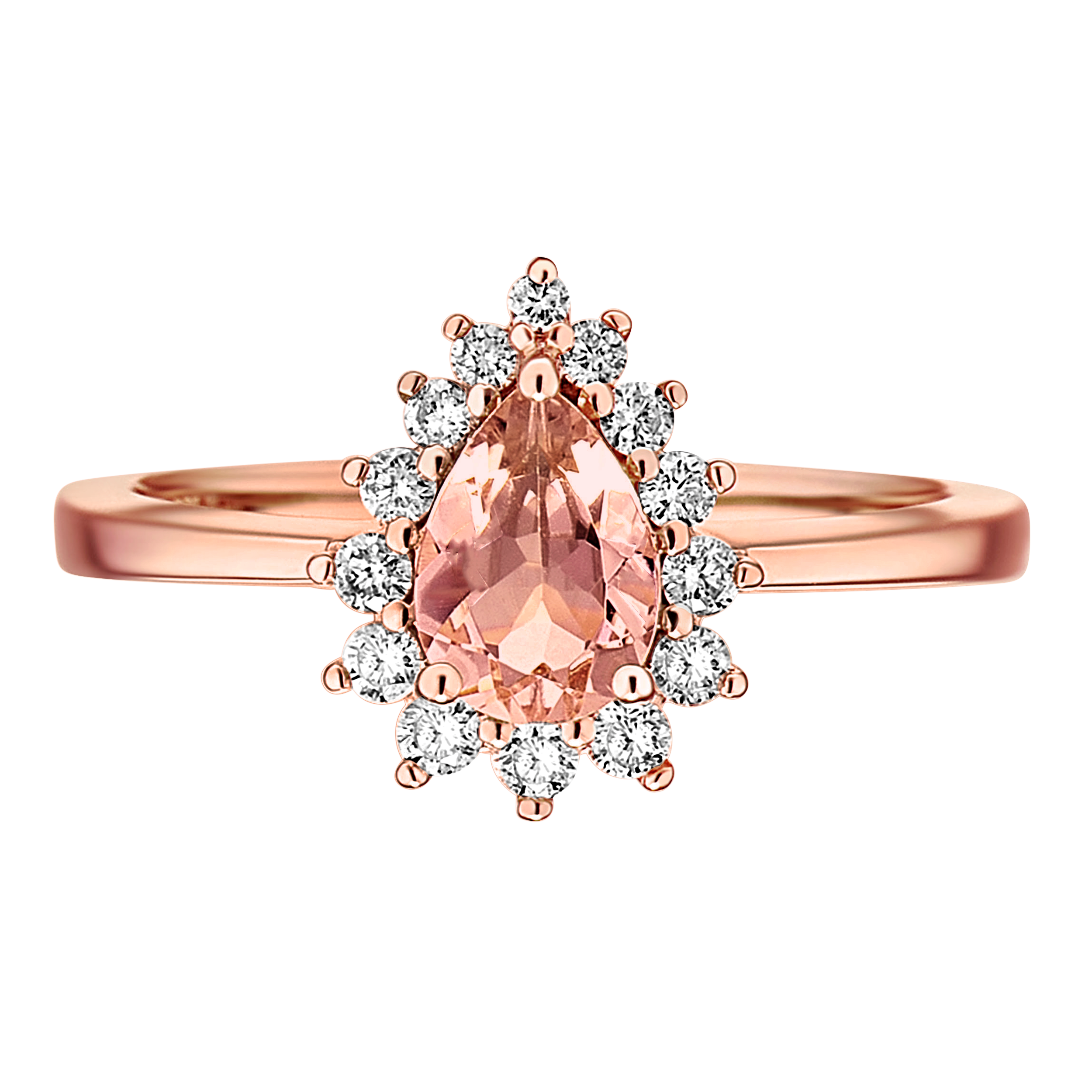 affordable engagement ring from kay