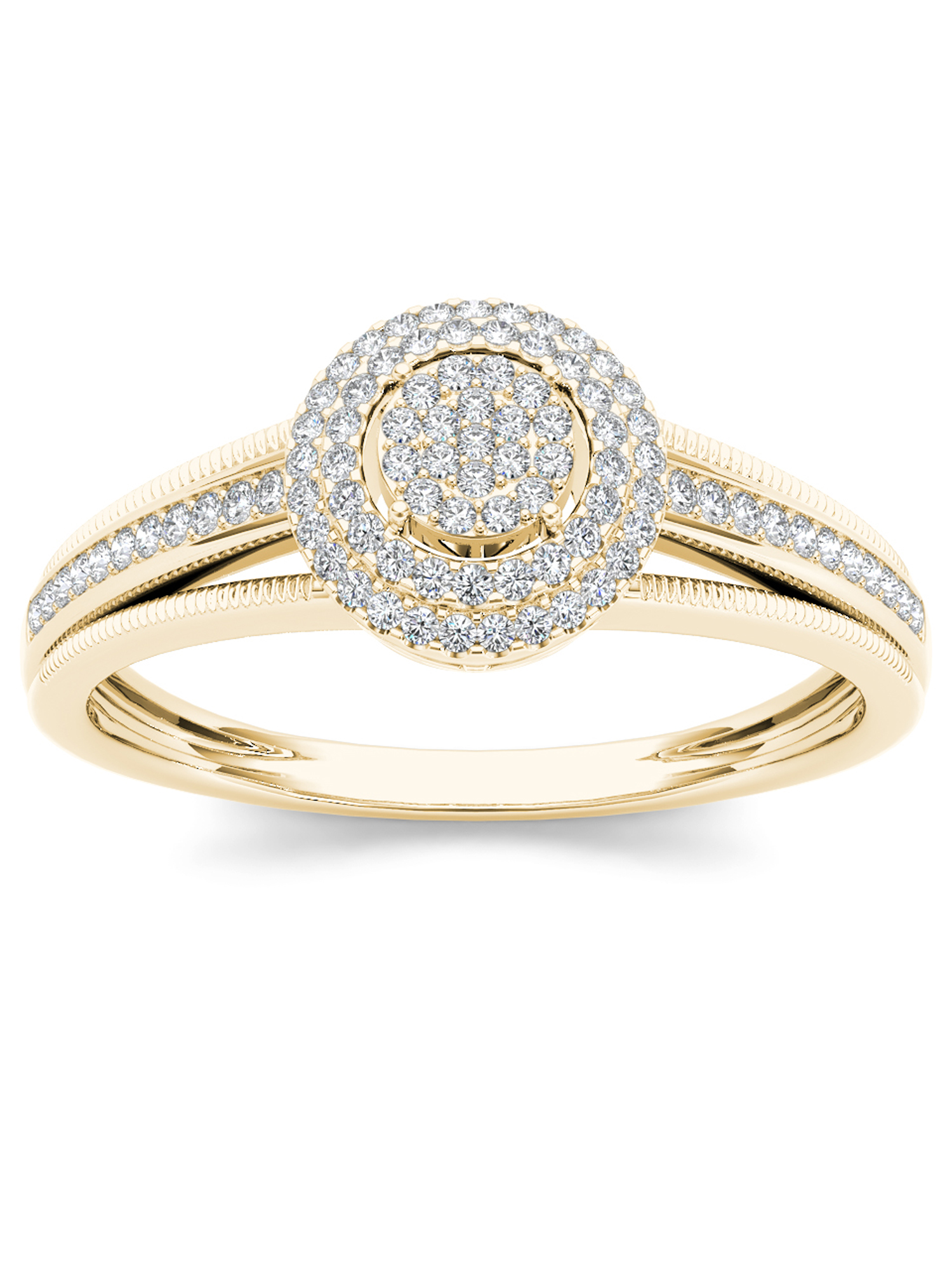 affordable engagement ring from walmart