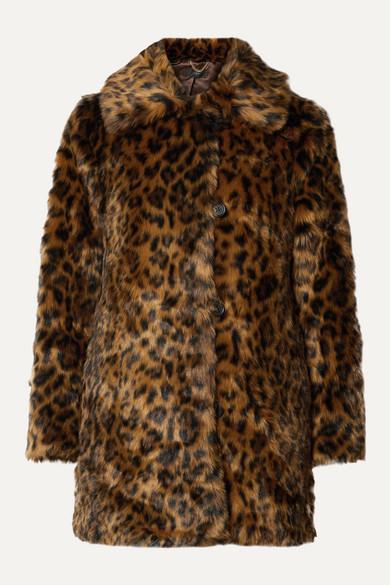 j crew leopard jacket