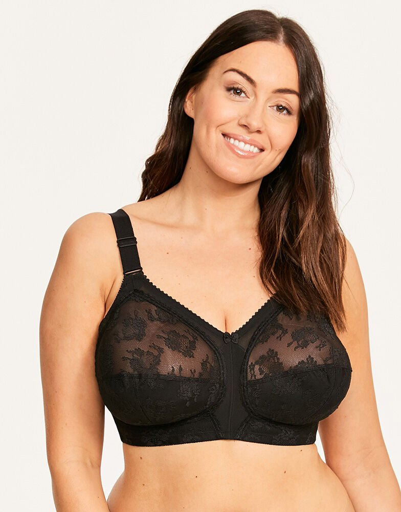 fig leaves plus size bra