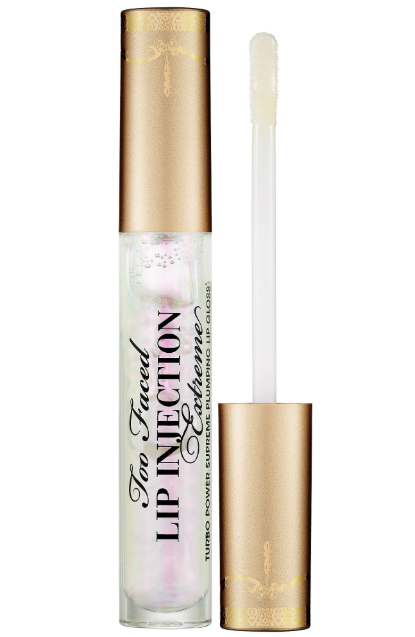 too faced lip injection extreme lip plumping gloss