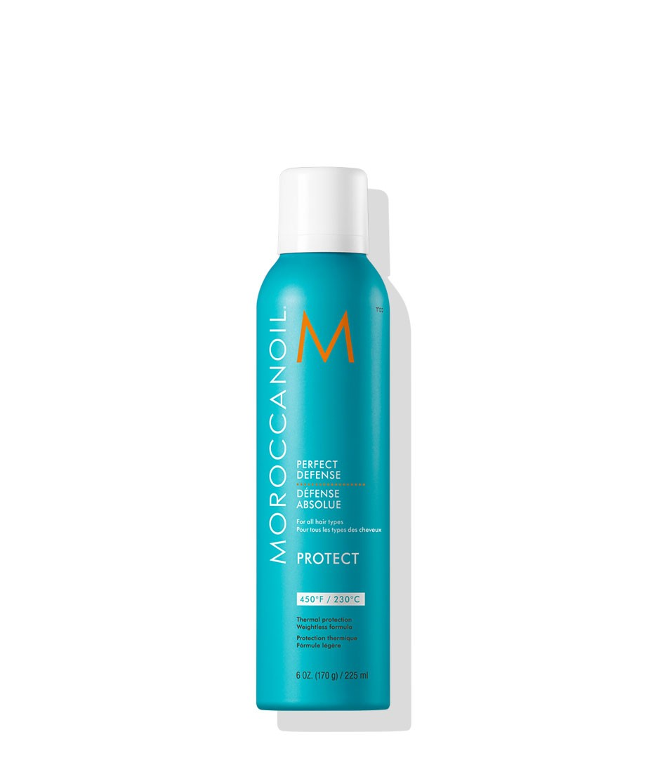 moroccan oil heat protectant spray