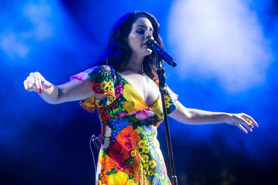 Lana Del Rey Coachella
