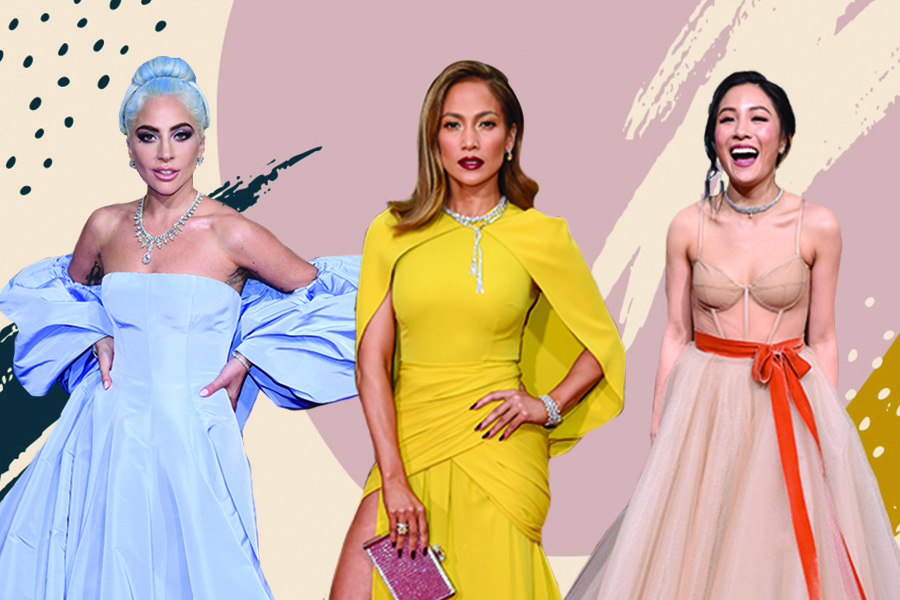 Best golden globes fashion moments of the decade