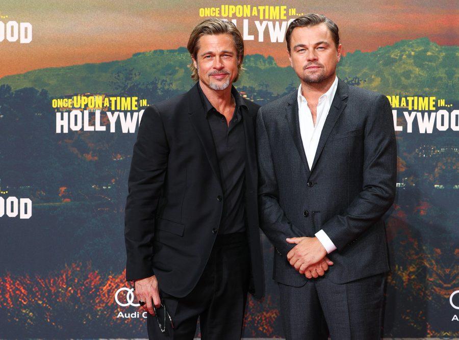 Brad Pitt Leo DiCaprio