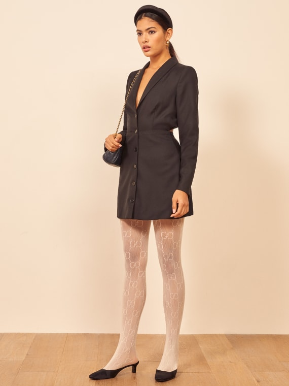 reformation strictly business collection elia dress