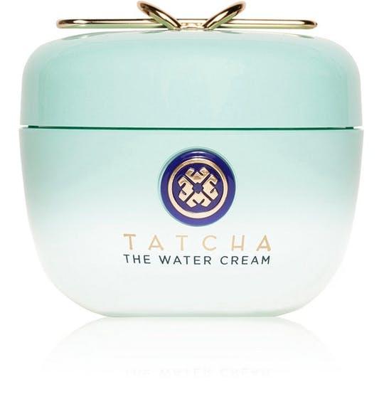 tatcha water cream moisturizer for sensitive skin