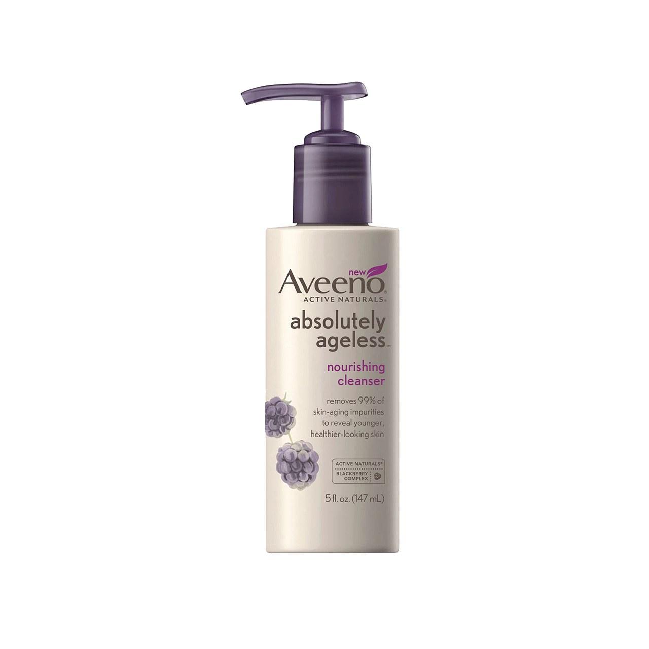 aveena ageless cleanser drugstore face wash