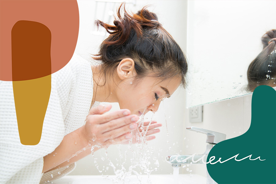 best drugstore face wash cleanser