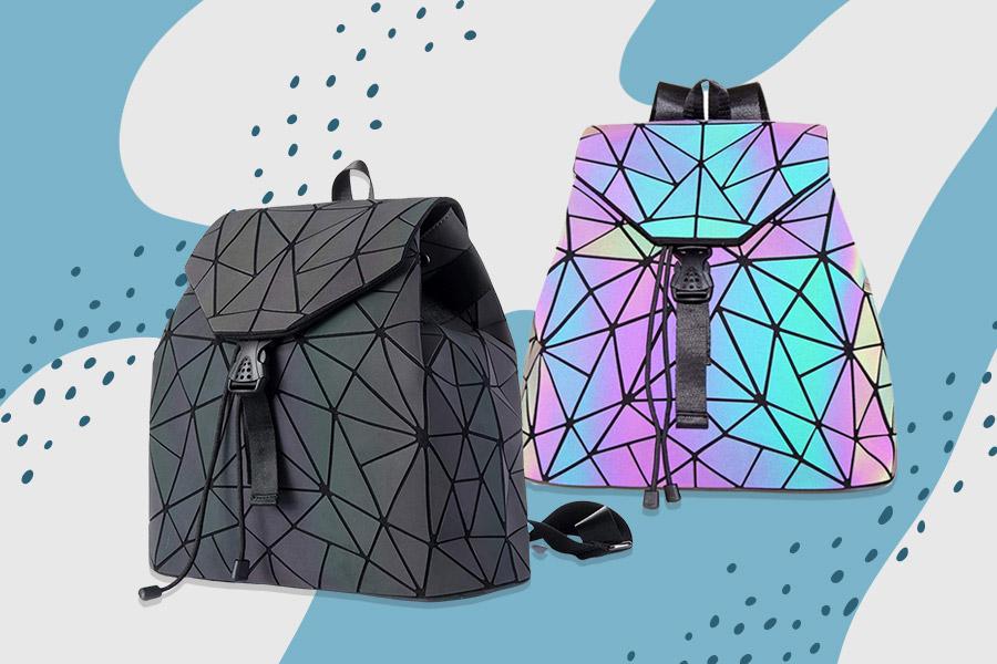 Obvie HotOne Geometric Backpack