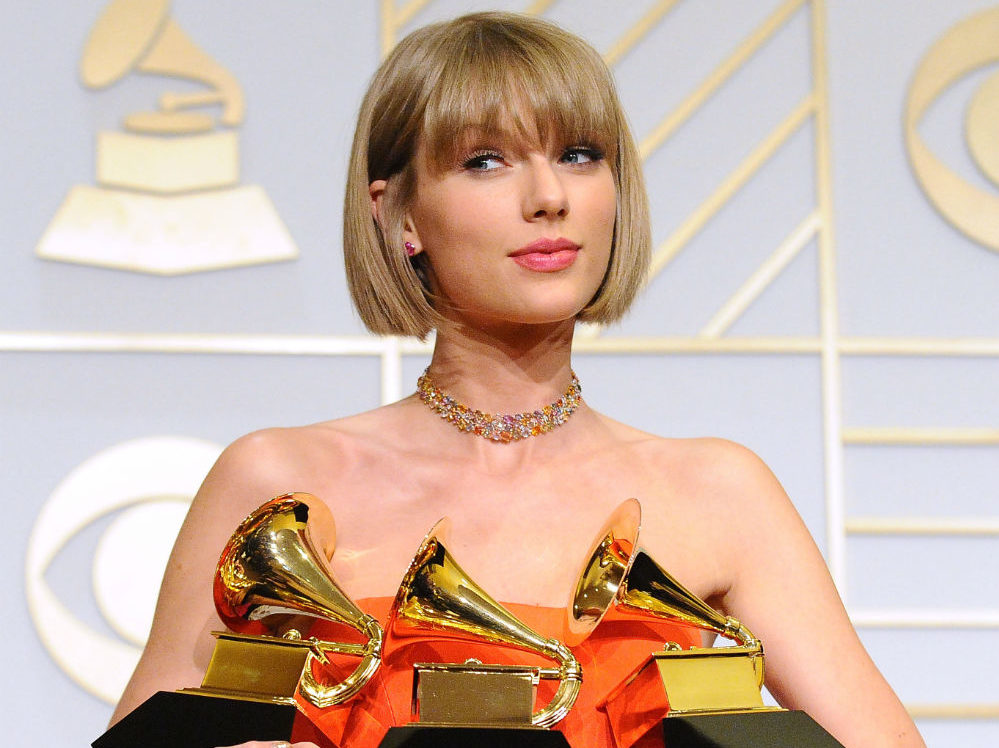 How Many Grammys Does Taylor Swift Have Here S The Answer Hellogiggles