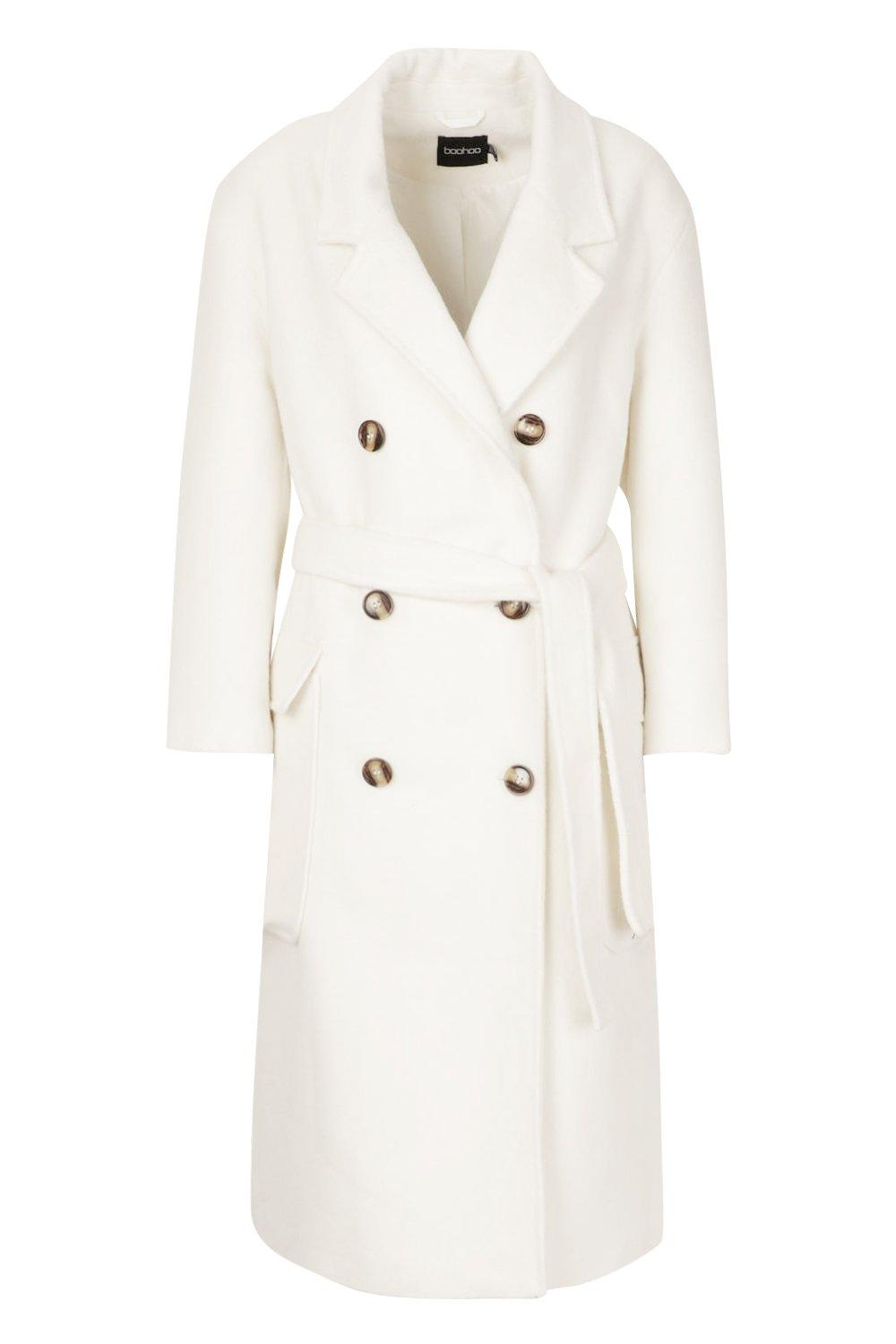 ivory-brushed-double-breasted-belted-wool-look-coat