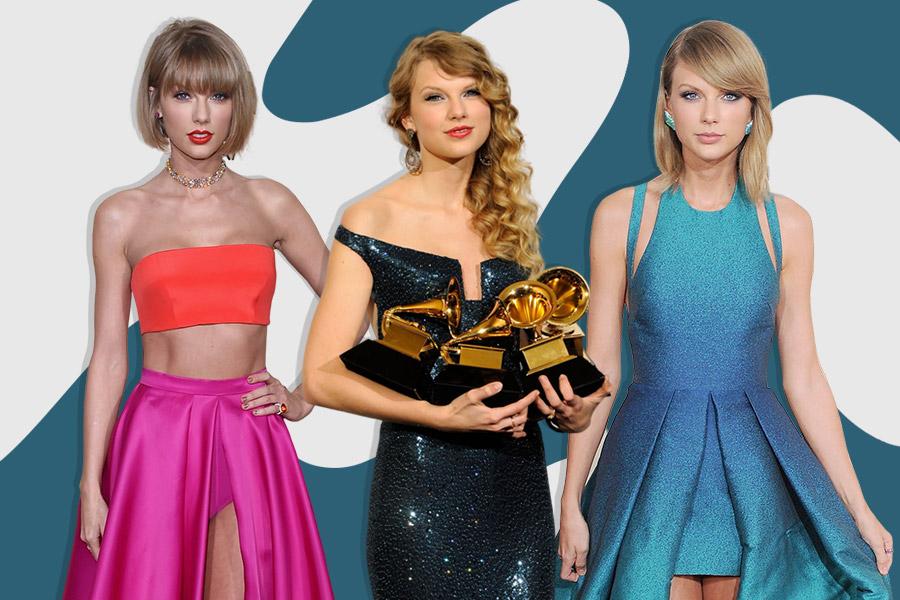 Taylor Swift Grammys 2020