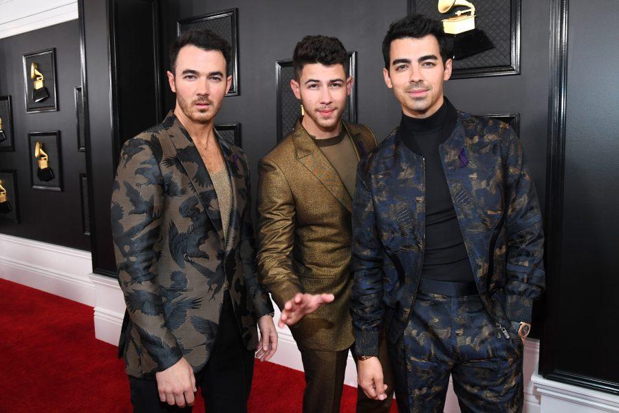 Jonas Brothers 2020 Grammys