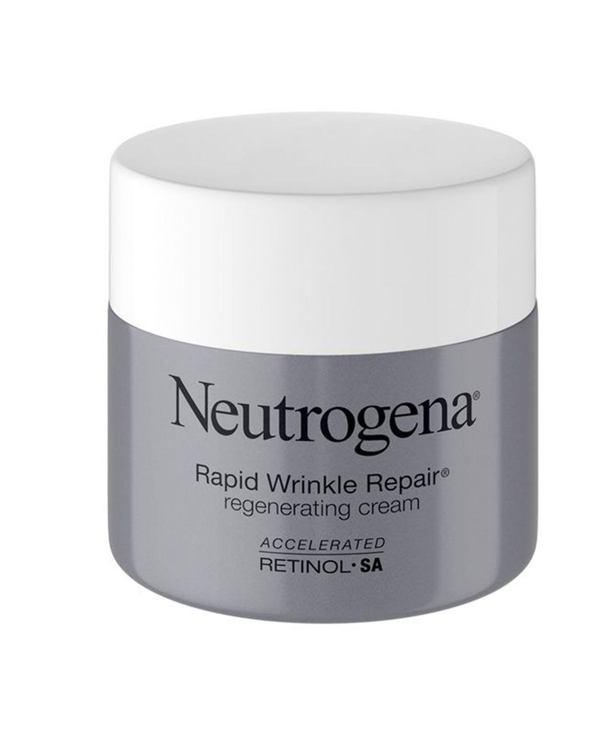 neutrogena rapid wrinkle repair retinol cream
