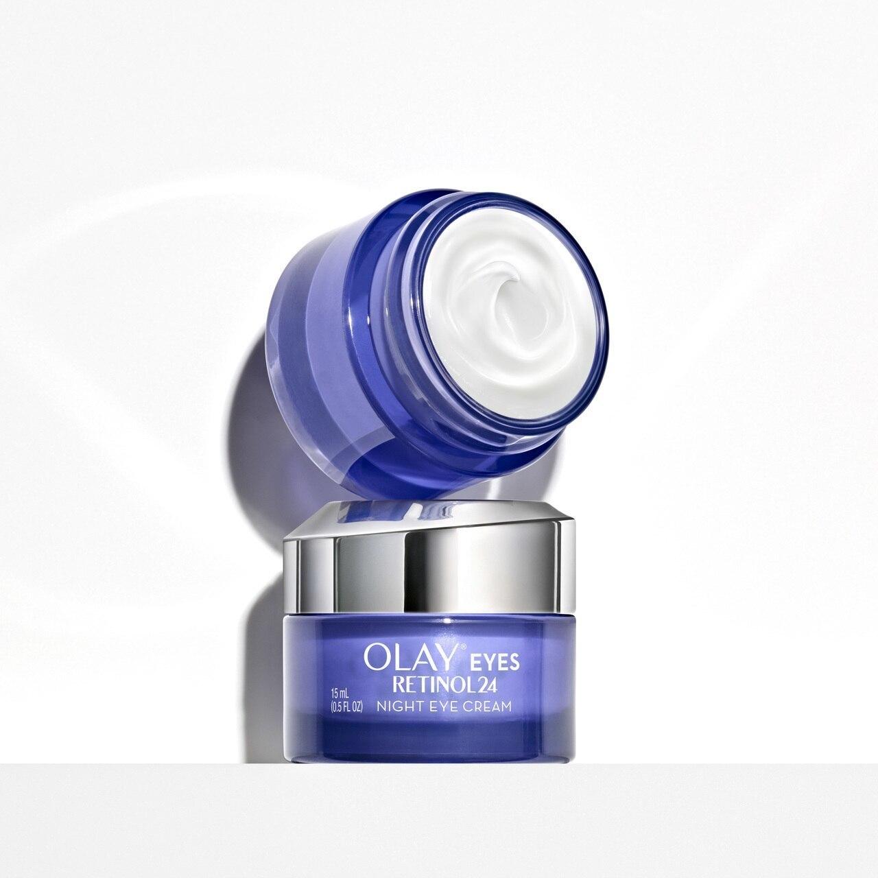 olay regenerist retinol 24 eye cream, best retinol eye cream