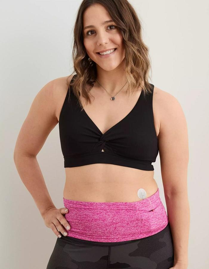 aerie abilitee adaptive insulin pump belt