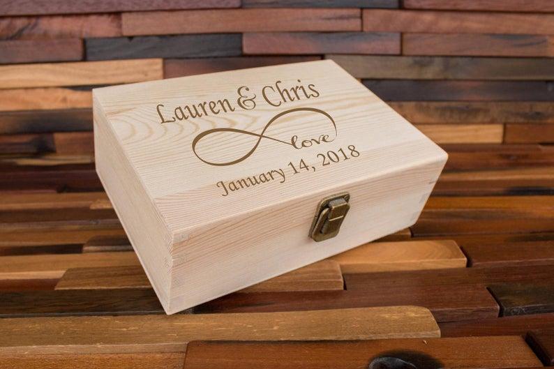 love language gift ideas custom love letter box