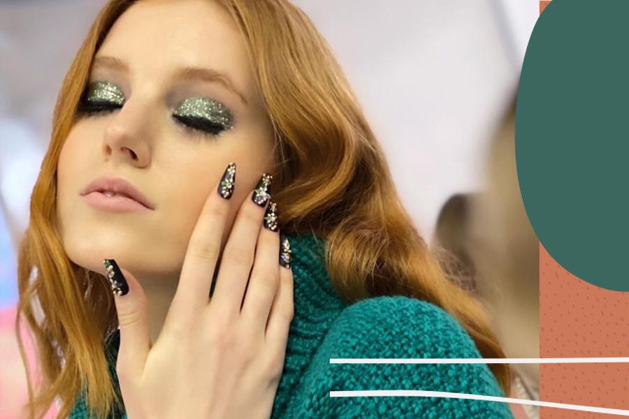 alice-and-olivia-nyfw-2020-beauty