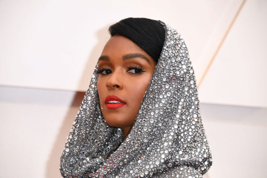 Janelle Monae Oscars 2020 red carpet