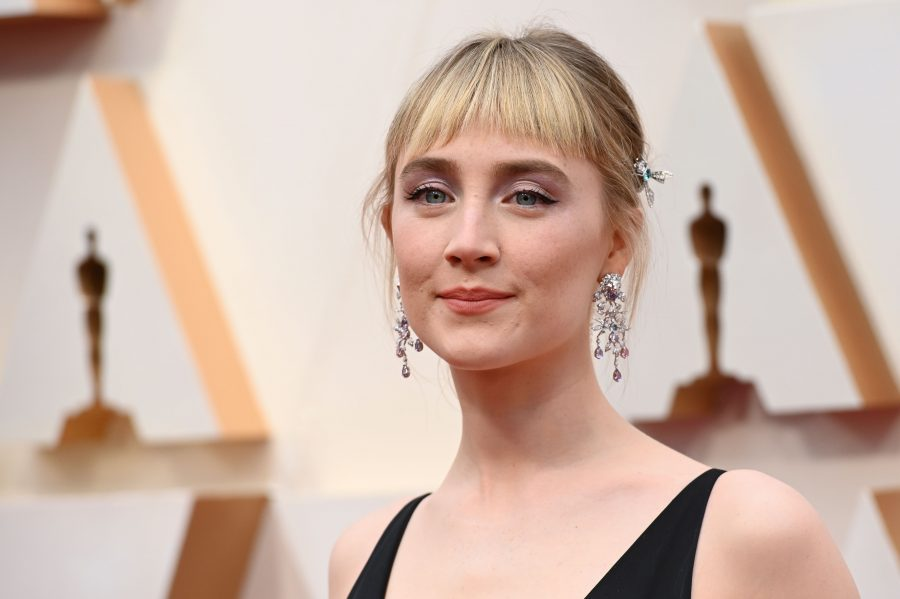 Saoirse Ronan at the 2020 Oscars.
