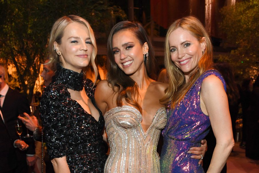 Jessica Alba 2020 Oscars After Party