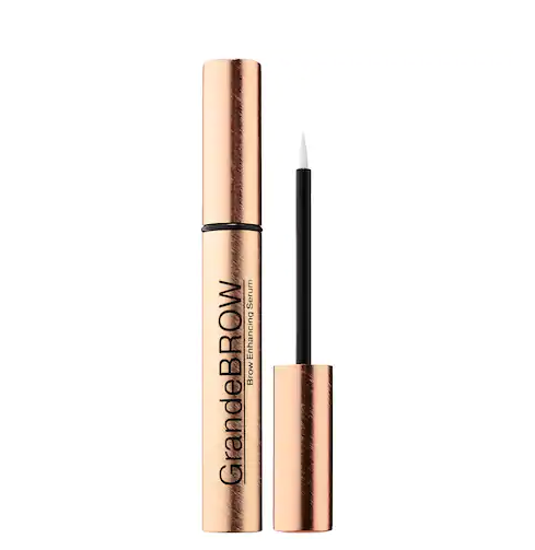 Grande Brow enhancing serum, how to grow thicker brows