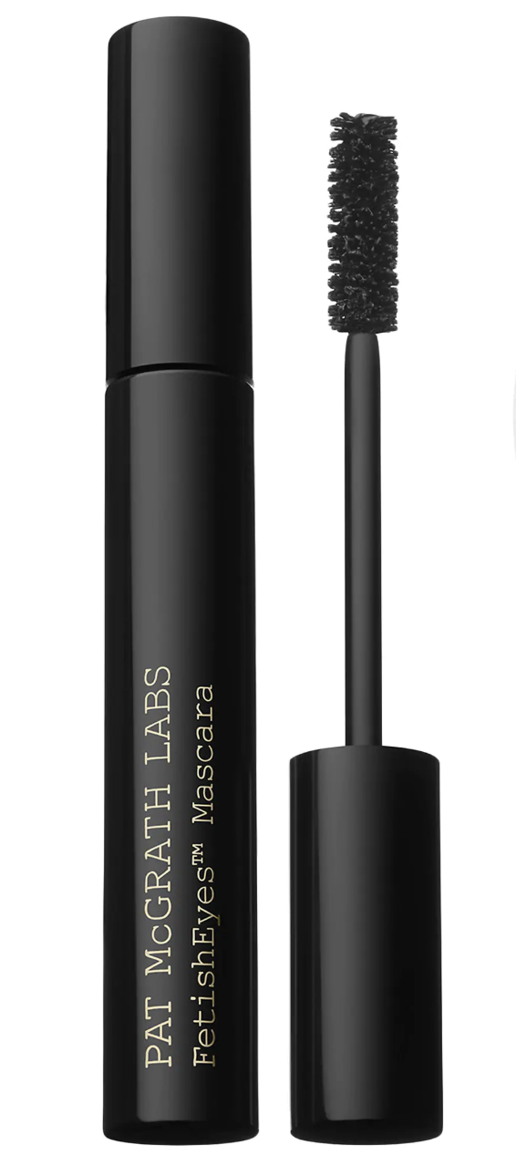 pat mcgrath fetisheyes mascara in black, best lengthening mascaras