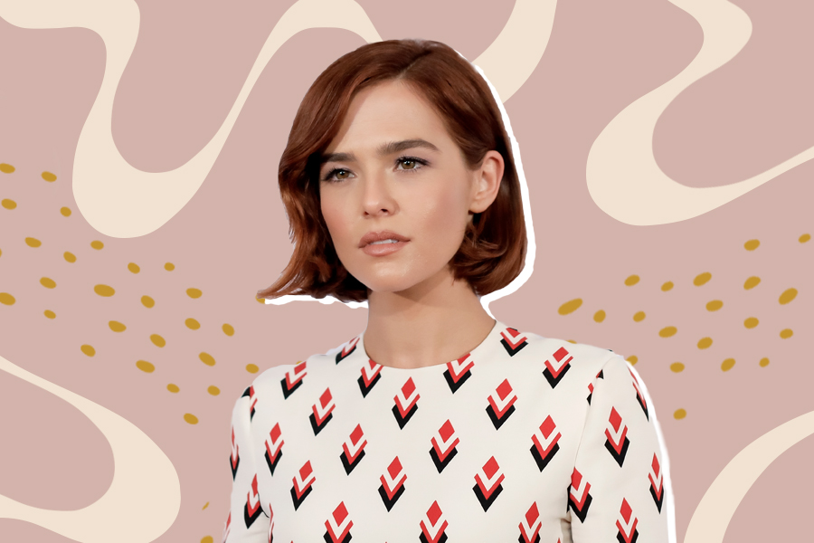 Zoey Deutch Buffaloed Reese Witherspoon