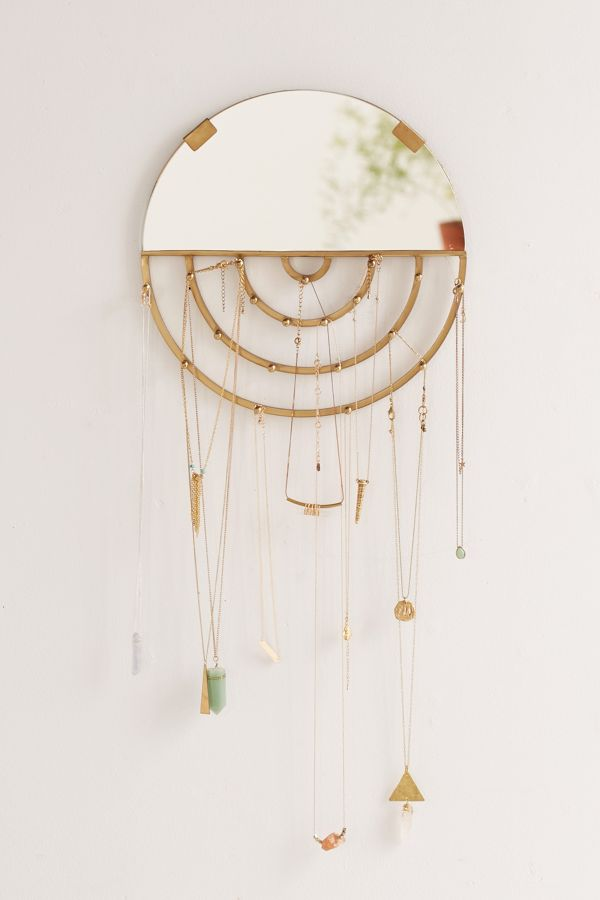 urban outfitters aimee jewelry storage rack and mirror, urban outfitters home sale