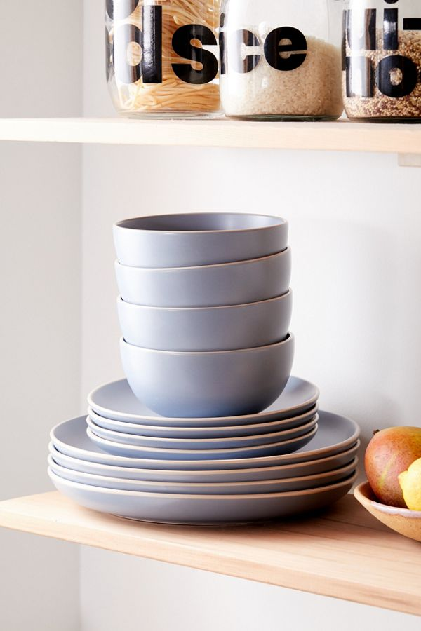 urban outfitters rockaway dining set in blue, uo home sale