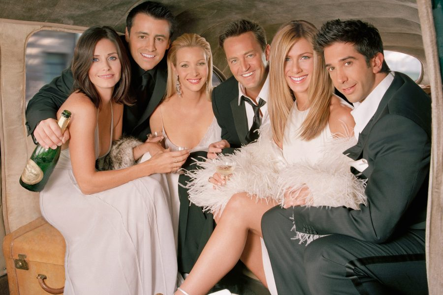 Friends reunion episode special HBO Max