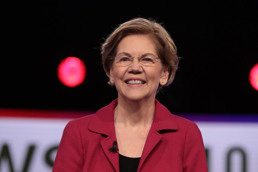 Elizabeth Warren, Pregnancy Discrimination, Michael Bloomberg