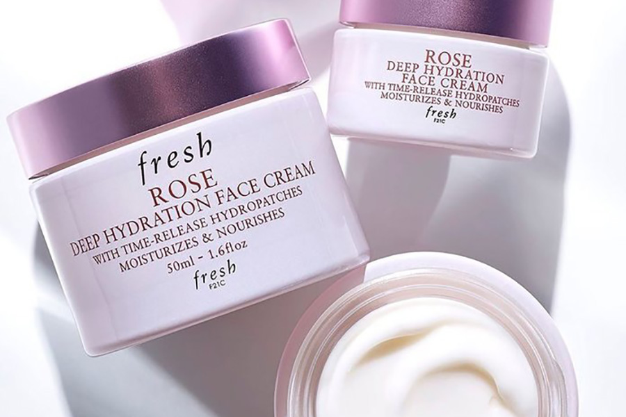 Fresh Rose Hydration Face Cream