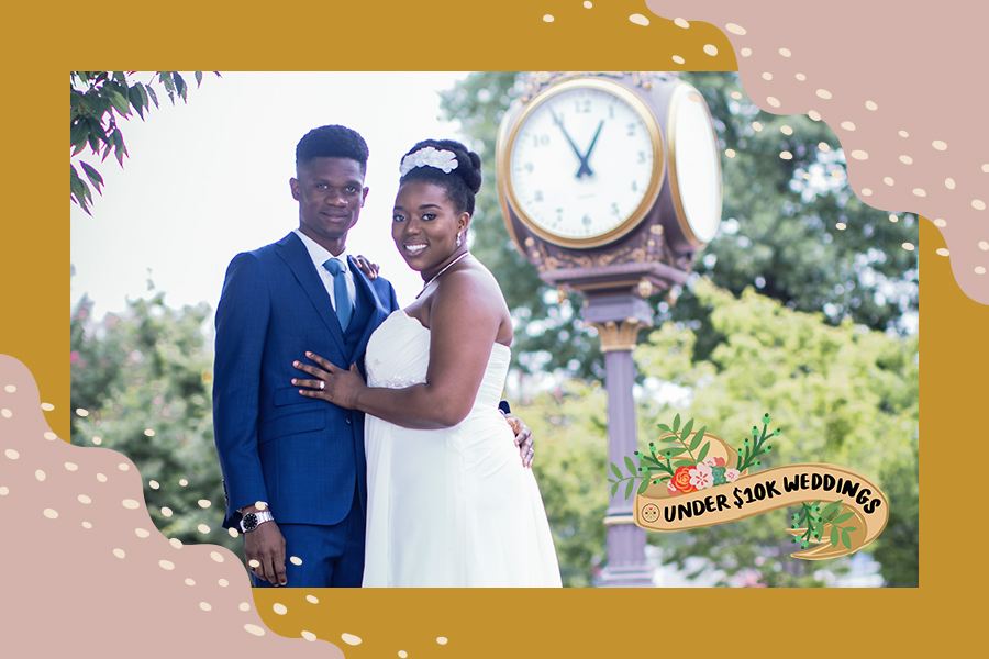 under 10K affordable weddings