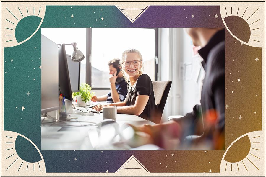 work astrology, astrology work behavior, zodiac signs at work