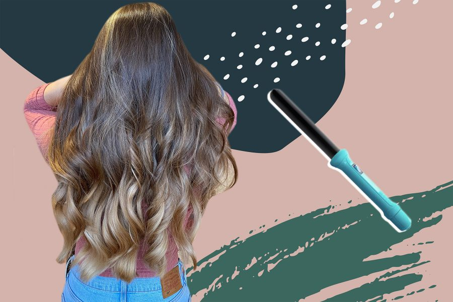 NuMe Curling Wand
